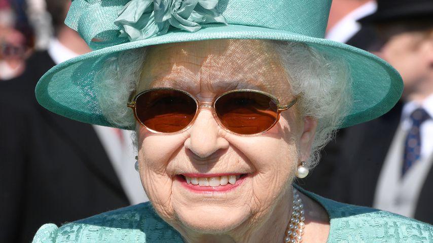 Queen Elizabeth II. im Mai in London
