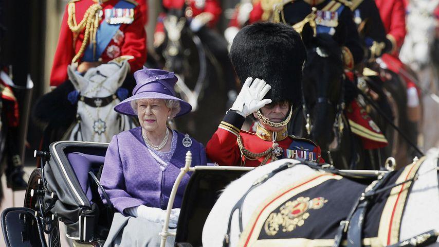 Queen Elizabeth II. und Prinz Philip, 2006