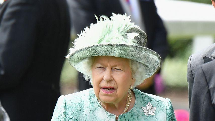 Queen Elizabeth II. in Ascot