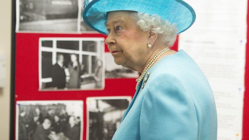 Skandal-Video: Queen Elizabeth II. beim Hitlergruß gefilmt