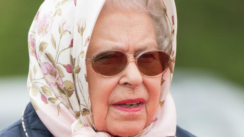 Queen Elizabeth bei der Royal Horse Show