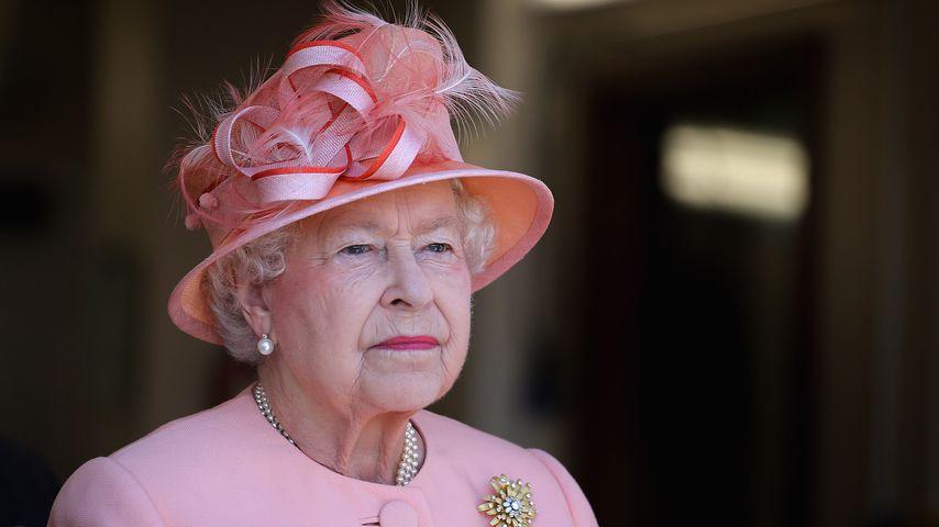 Queen Elizabeth II. im Juli 2012
