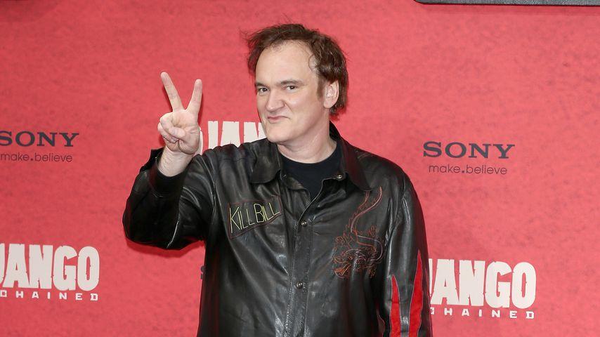 """Quentin Tarantino bei der """"Django Unchained""""-Premiere"""