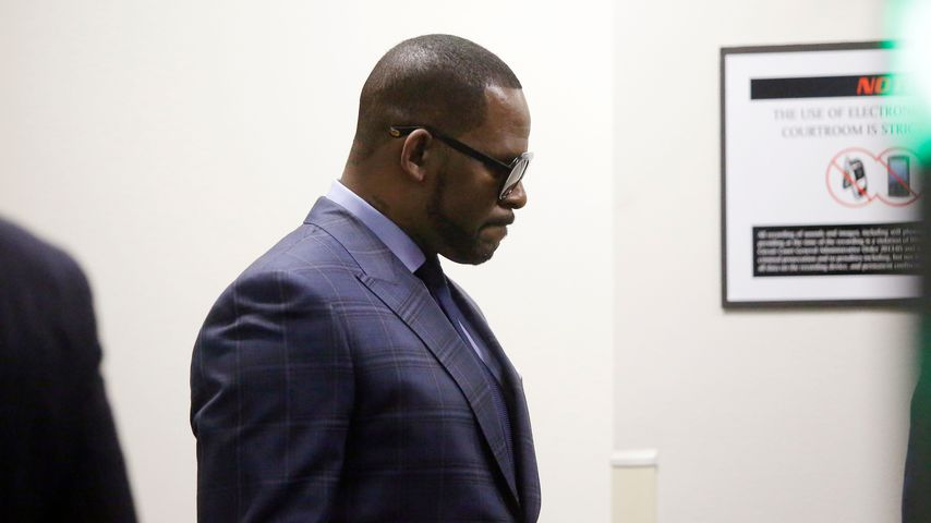 R. Kelly im März 2019 in Chicago