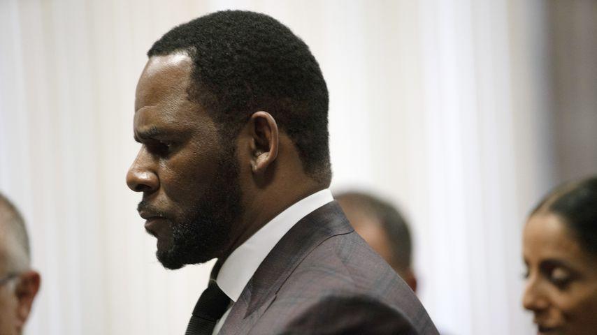 13 Punkte: R. Kelly wegen Kinderpornografie festgenommen