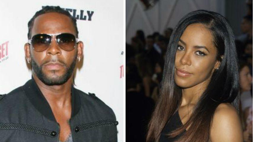 Bei Hochzeit mit R. Kelly: War 15-jährige Aaliyah schwanger?