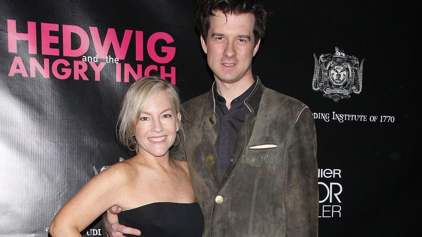 Christian Hebel und Rachael Harris