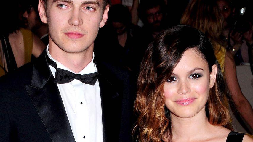 Ein Baby mit Hayden! Rachel Bilson ist schwanger
