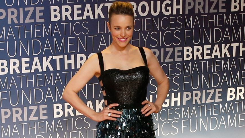 Rachel McAdams beim Breakthrough Prize im November 2018