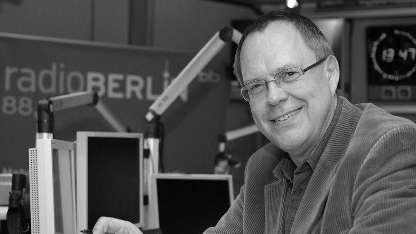 Trauer um rbb-Radiolegende: Jürgen Jürgens (65) ist tot!