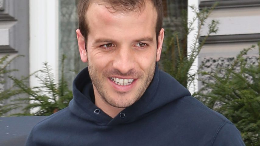 """Rafael van der Vaart ohne Sabia: """"Ich bin total glücklich!"""""""