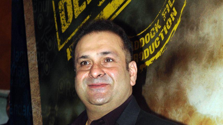 Herzinfarkt: Bollywoodstar Rajiv Kapoor (58) ist gestorben