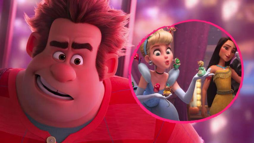 """""""Ralph reicht's"""": 2. Teil mit ALLEN Disney-Prinzessinnen!"""