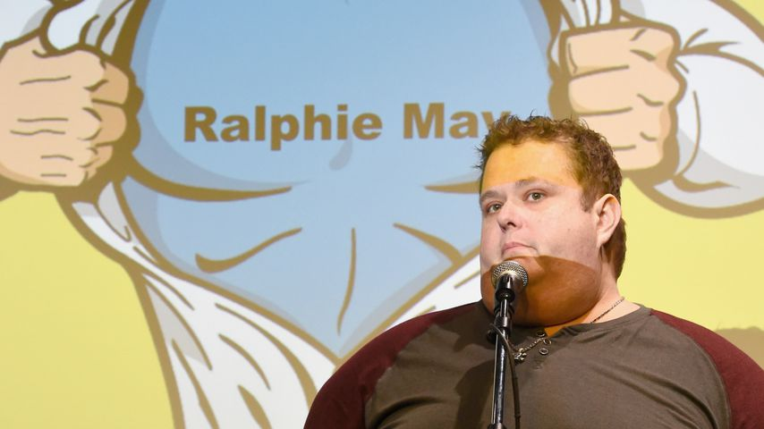 Ralphie May, Comedian