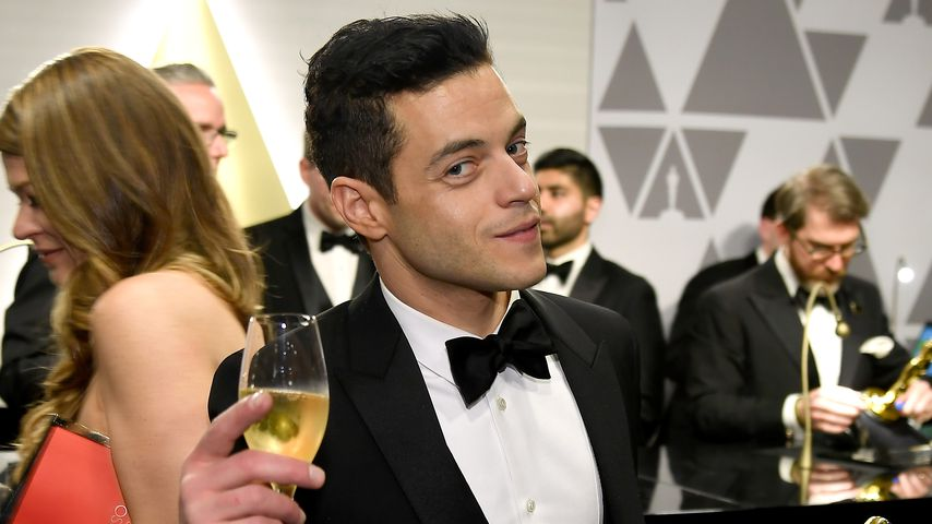 """James Bond""-Hammer: Rami Malek spielt den neuen Bösewicht"