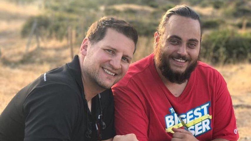 """Seit """"Biggest Loser"""": Christos & Coach Ramin sind echte Bros"""