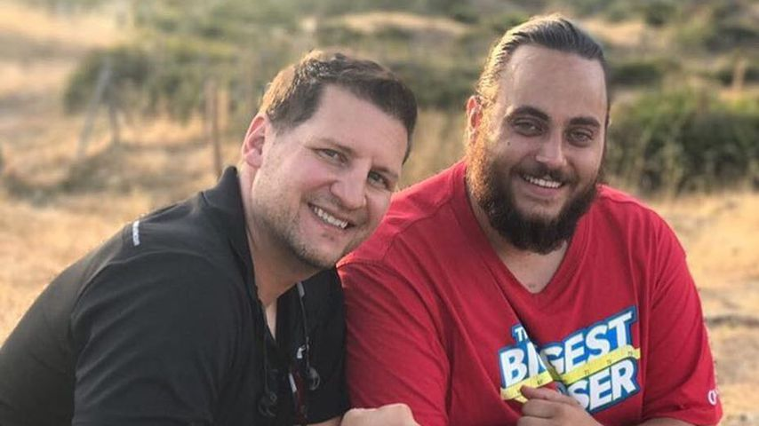 "Ramin Abtin und Christos Christodoulou bei ""The Biggest Loser"""