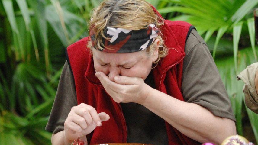 Ramona Leiß in der Dschungelprüfung