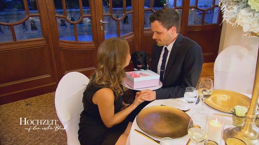 """""""Hochzeit auf ersten Blick""""-Stephan überrascht mit Antrag!"""