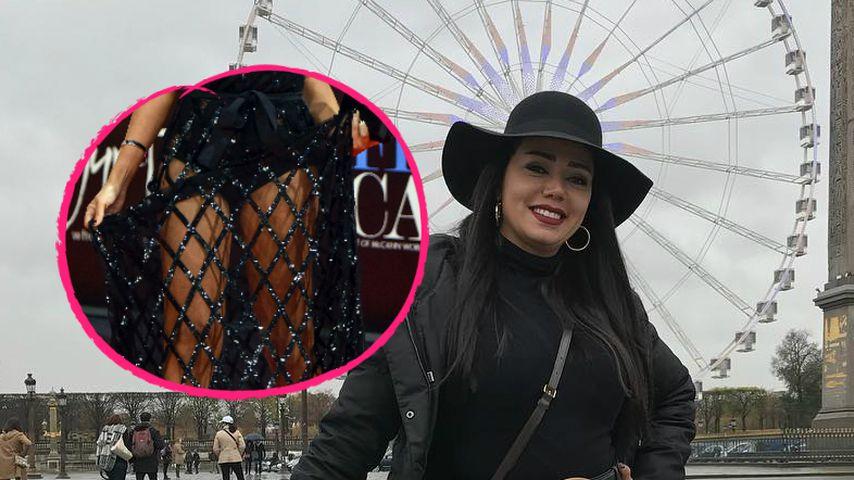 Rania Youssef: Bringt sie dieses Kleid in das Gefängnis?