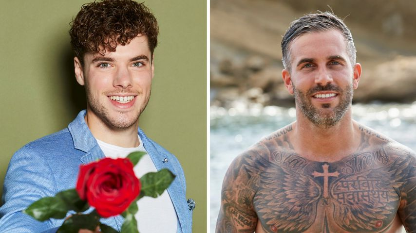 Top drei: Bachelorette-Boys Raphael und Max überrascht?