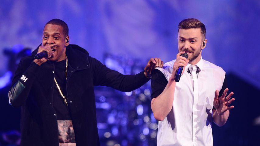 Super-Bowl-Hammer: Jay-Z & Justin T. in der Halbzeit-Show?