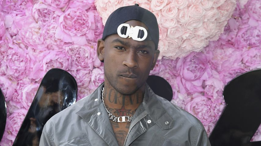 Rapper Skepta im Juni 2018 in Paris
