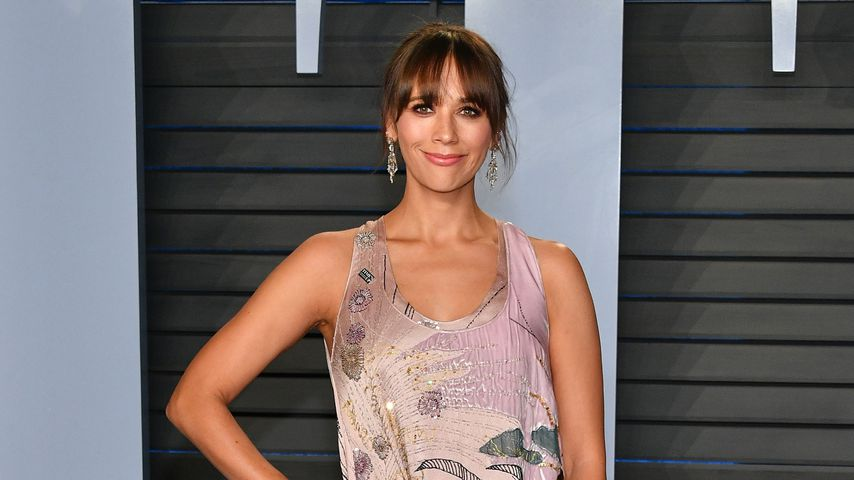 Rashida Jones auf der Vanity Fair Oscar Party