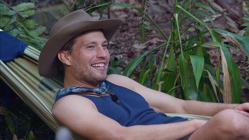 Raúl Richter im Dschungelcamp
