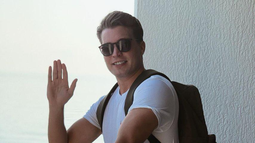 Raúl Richter in Queensland, Australien im Januar 2020