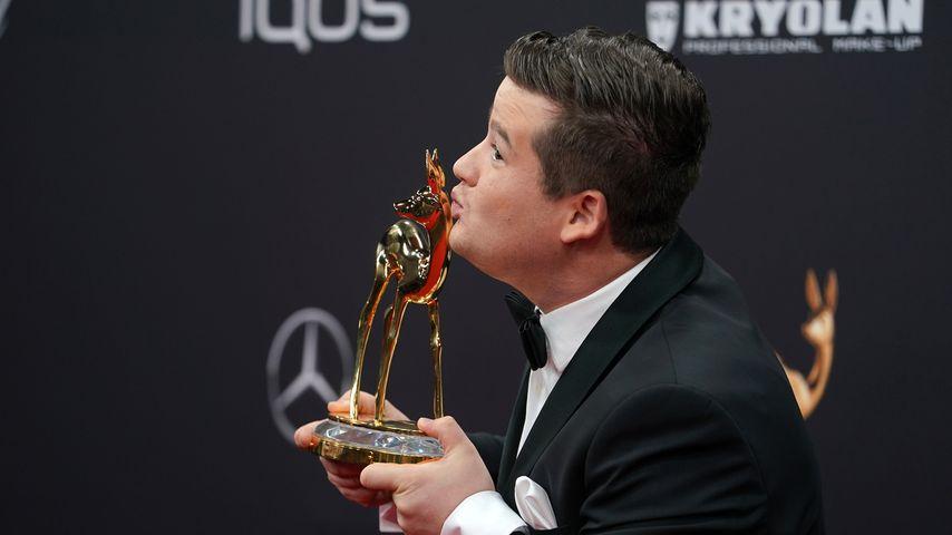 Chris Tall bei der Bambi-Verleihung 2019