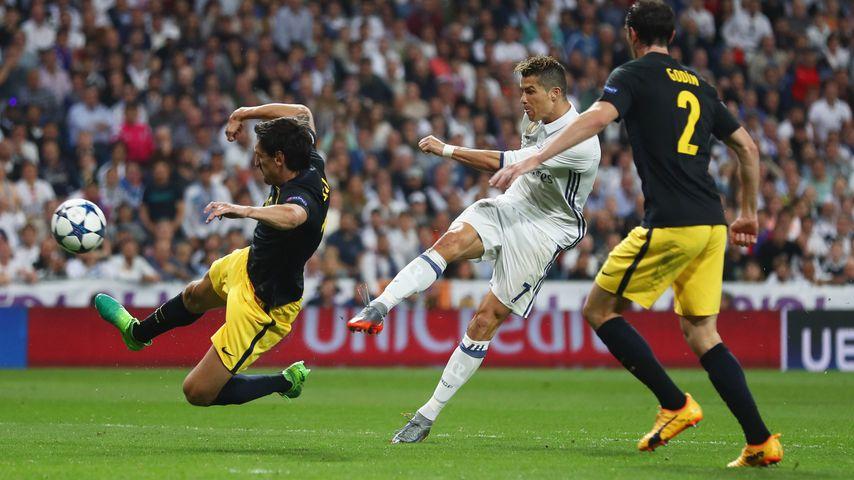 Real Madrid vs. Atlético Madrid im Halbfinale