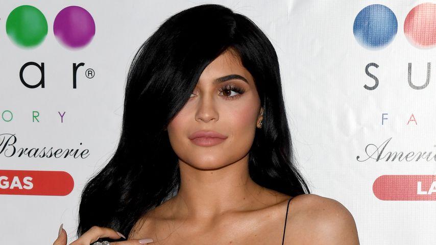 Kylie Jenner auf dem roten Teppich