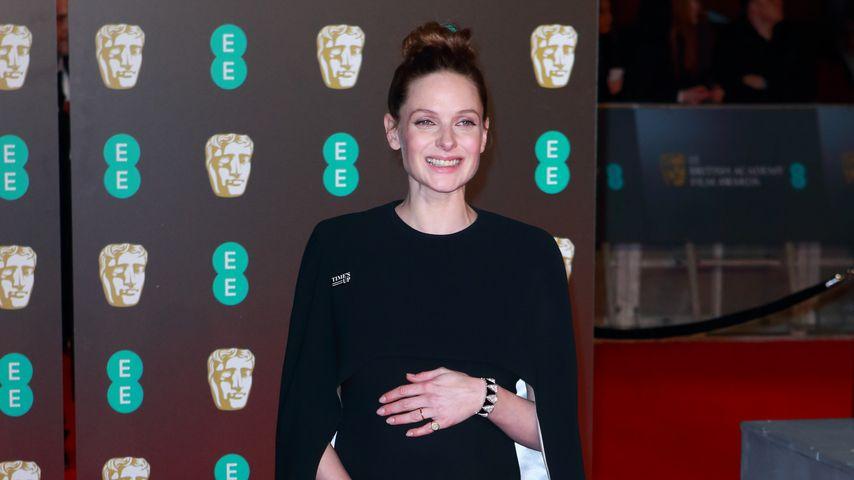 Schauspielerin Rebecca Ferguson: Hochschwanger mit 2. Baby!