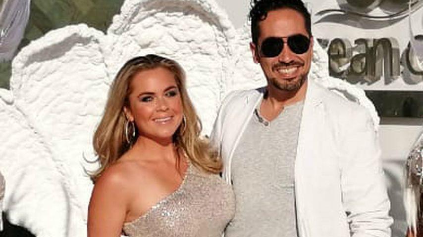 Rebecca Kratz und ihr Ehemann Julio