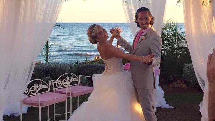 Traum-Hochzeit in Marbella: So schön war Rebecca Kratz