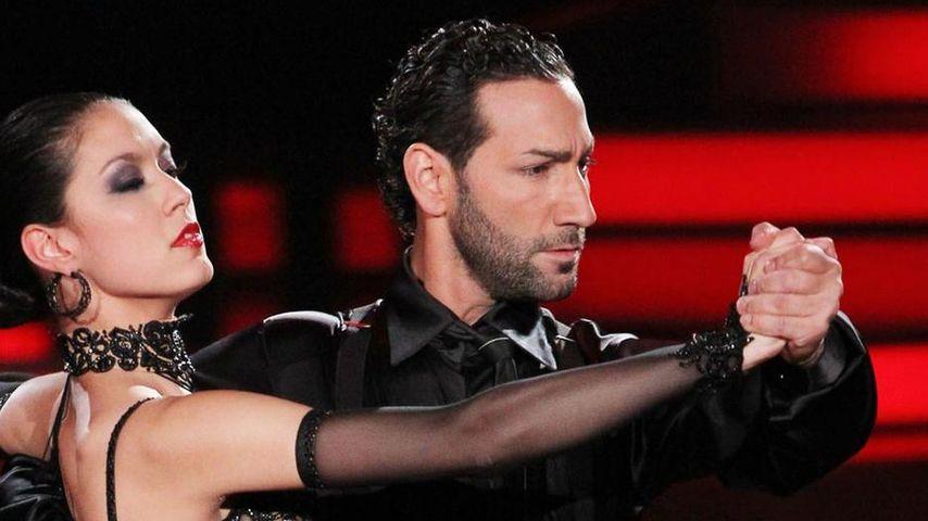 """Rebecca Mir und Massimo Sinató im Halbfinale von """"Let's Dance"""""""