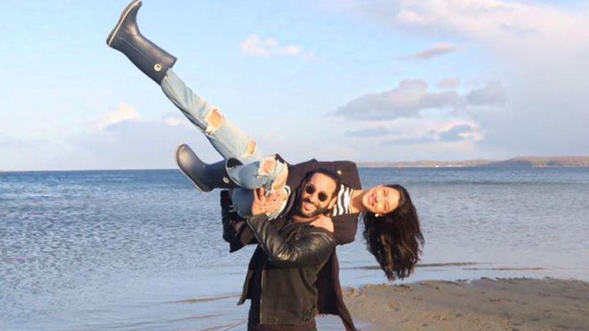 Krise? Quatsch! Massimo & Rebecca posten neues Glücks-Pic