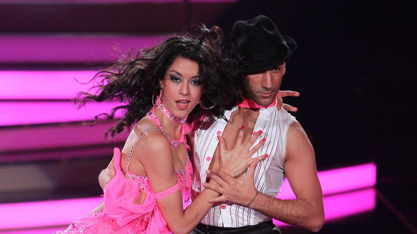 """Rebecca Mir und Massimo Sinató bei """"Let's Dance"""" 2012"""