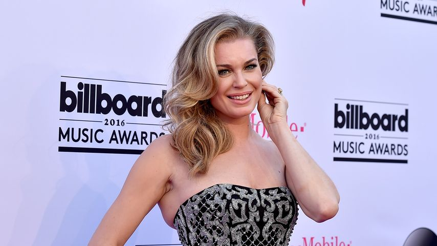 "Rebecca Romijn bei den ""Billaboard Music Awards"" 2016 in Las Vegas"