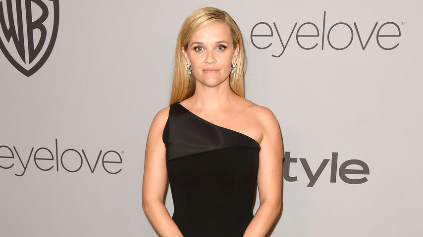 Reese Witherspoon, Golden Globes 2018