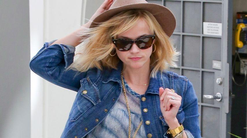 Reese Witherspoon gesteht: Ich war total am Boden!