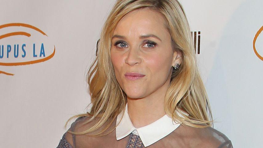Reese Witherspoon: Sexszenen waren reiner Kraftakt