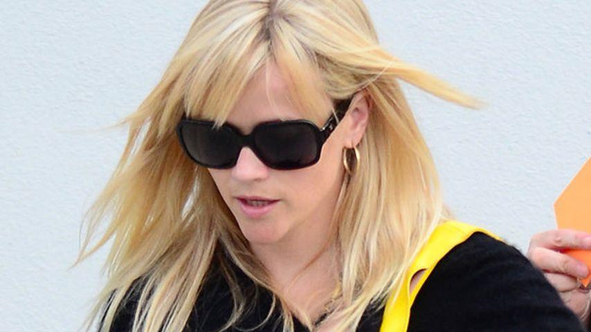 Nach Verhaftung: Reese Witherspoon macht sich rar