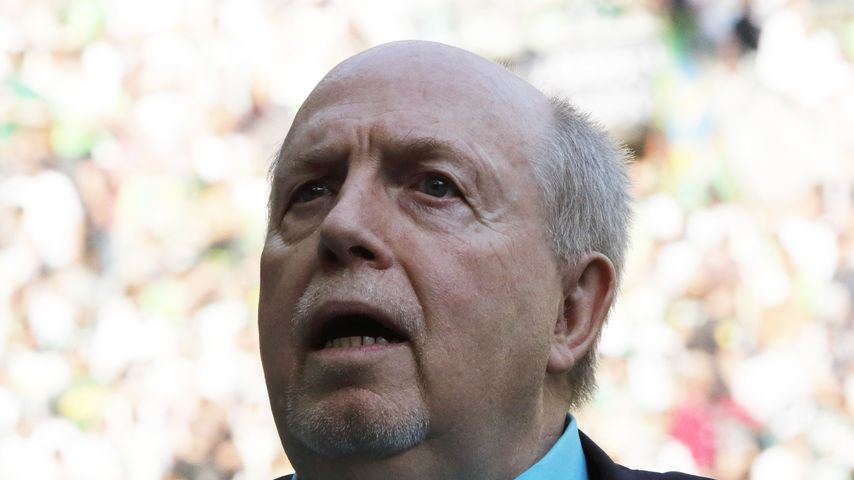 Reiner Callmund, früherer Fußballfunktionär