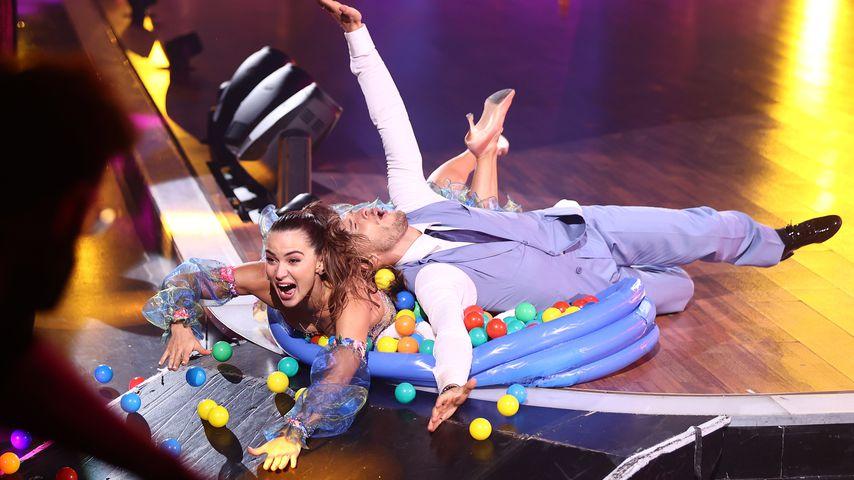 "Renata Lusin und Rúrik Gíslason, ""Let's Dance""-Duo 2021"