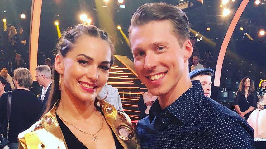 """Ihr """"Let's Dance""""-Tanz: Renata & Valentin hatten Gänsehaut!"""