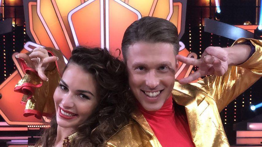 Renata und Valentin Lusin im März 2020
