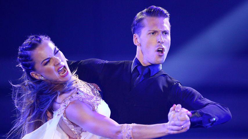 """Renata und Valentin Lusin bei """"Let's Dance"""""""