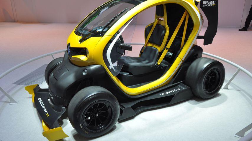 Der Renault Twizy